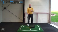 Right Hand Golf Tip: How Best to Hit a Golf Ball That is Below Your Feet Video - by Peter Finch