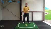 Right Hand Golf Tip: How the Hips Should be at Address and Impact Video - by Peter Finch