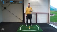 Right Hand Golf Tip: How to Address the Golf Ball at the Right Distance Video - by Peter Finch