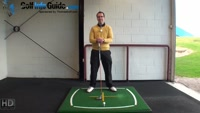 Right Hand Golf Tip: How to Draw the Ball to Get Extra Driver Distance Video - by Peter Finch