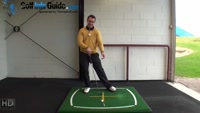 Right Hand Golf Tip: How to Reduce Backswing Sway to Help Boost Power Video - by Peter Finch