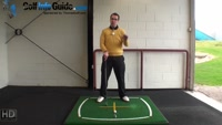 Right Hand Golf Tip: How to Stop Hitting the Golf Ball Fat Video - by Peter Finch