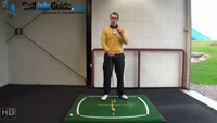 Right Hand Golf Tip: What is the Best and Correct Chipping Setup Video - by Peter Finch