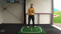 Right Hand Golf Tip: What is the Proper Foot Work Sequence from Address to Full Finish Video - by Peter Finch