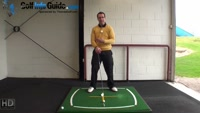 Right Hand Golf Tip: What is the Proper Head Movement During a Full Golf Swing Video - by Peter Finch
