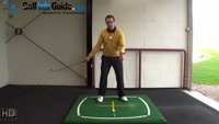 Right Hand Golf Tip: Why it is Best to Hit the Inside of the Golf Ball Video - by Peter Finch