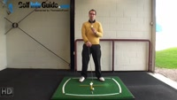 Right Hand Golf Tip: Why you Should Start your Swing with the Left Arm and Shoulder Video - by Peter Finch