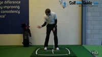 Right Hand Too Dominant Golf Swing Cause And Cure Golf Tip Video - by Pete Styles