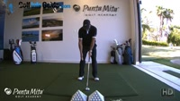 Right Knee Control Lesson by PGA Pro Tom Stickney