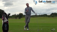 Rotating Away From Target In The Golf Back Swing Video - by Pete Styles