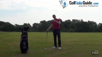 Rotating Your Arms At Golf Impact Video - by Pete Styles