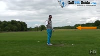 Rotation Back And Through To Stop Lifting The Golf Club Video - by PGA Instructor Peter Finch