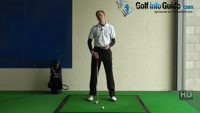 Golf Pro Sam Snead: Knee Separation on Downswing Video - by Pete Styles