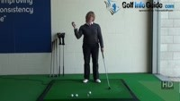 Secret of How to Correct Your Golf Slice: Create the Best Possible Shoulder Turn Video - by Natalie Adams