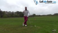 Senior Golf Tip - Test Your Flexibility To Improve Shoulder Turn Video - by Peter Finch