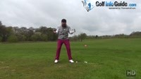 Senior Golf Tip - The Basic Hip Turn To Help Shoulder Rotation Video - by Peter Finch