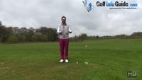 Senior Golf Tip - Using The Left Heal And Improving Timing With Shoulder Turn Video - by Peter Finch