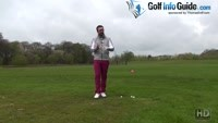 Senior Golf Tip - What A Senior Is Looking For When Turning The Shoulders Video - by Peter Finch