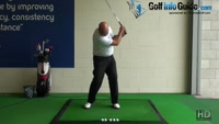 Senior Golfers Hit Straighter and Longer Let your Follow Through Bring Your Head Up Video - by Dean Butler