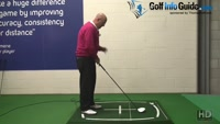 Senior Golfers Should Draw The Ball With The Driver For Maximum Distance Video - by Dean Butler