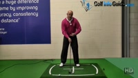 Senior Hybrid Golf Clubs Ball Position Video - by Dean Butler