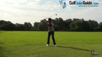 Senior Tip - Benefits Of Keeping The Left Arm Straight In The Golf Backswing Video - by Peter Finch