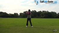 Senior Tip - Left Arm Straight In The Golf Backswing Video - by Peter Finch
