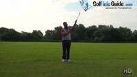 Senior Tip - Making A Great Golf Backswing With A Straight Left Arm Video - by Peter Finch