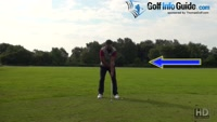 Senior Tip - Setting Up For A Left Arm Straight Golf Swing Video - by Peter Finch