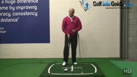 Senior Two-Tee Golf Drill To Help Increase Driver Distance Video - by Dean Butler