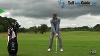 Setting The Club In Your Golf Back Swing Video - by Pete Styles