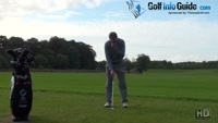 Setting The Stage Correctly For Extended Arms In Your Golf Swing Video - by Pete Styles