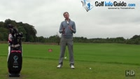 Setting Up For A Successful Golf Swing Video - by Pete Styles