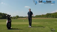 Setting Up To Cross Over In Your Golf Downswing Video - Lesson by PGA Pro Pete Styles