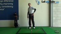Shape the Ball - Hit A Golf Draw, Tour Alignment Sticks Drill Video - by Pete Styles