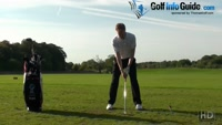 Shift Your Weight Correctly During The Swing Video - by Pete Styles