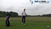 Short Game Issues When Playing Downhill Lies In Golf Video - by Pete Styles