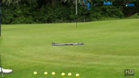 Bump And Run Towel Target Golf Game Video - by Pete Styles