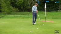End Zone Golf Putting Game Video - by Pete Styles