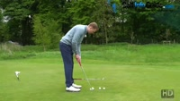 Putting-Jump The Club Golf Game Video - by Pete Styles