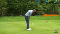 Putting-Pace Control Golf Game Video - by Pete Styles