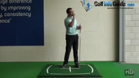 Should I Hit Down On My Golf Drives? Video - by Peter Finch