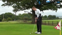 Putting Lesson, Keep Left Wrist Firm During The Stroke Video - by Pete Styles