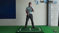 Golf Downswing Squat, Should I Use It To Create More Power Video - by Peter Finch