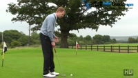 Should I Use Any Wrist Release On Long Golf Putts Video - by Pete Styles