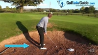 Golf Bunker Shots, Should I Wiggle My Feet In Bunkers Video - by Pete Styles