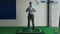Golf Arms, Should My Be Relaxed During The Swing Video - by Peter Finch