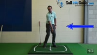 Should My Hands Be In Front Of The Golf Ball At Impact Video - by Peter Finch