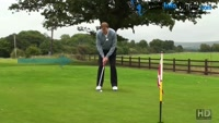 Should My Rear Hand Release During The Golf Putting Stroke Video - by Pete Styles