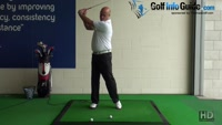 Should Senior Golfers let their Left Heel Lift during their Golf Swing Video - by Dean Butler